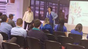 Aula inaugural da Escola de Logística - Foto: Divulgação