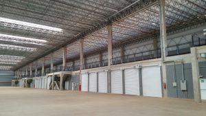 Condomínio logístico da TRX em Piracicaba - Foto: Divulgação