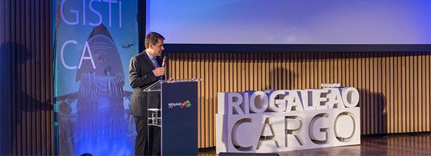 Patrick Fehring, diretor do Riogaleão Cargo