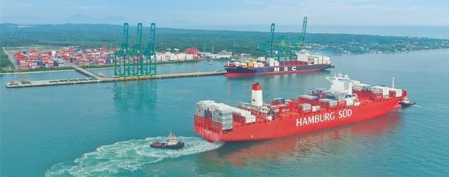 Porto Itapoá cresce 11,3% em volume movimentado nos cinco primeiros meses do ano