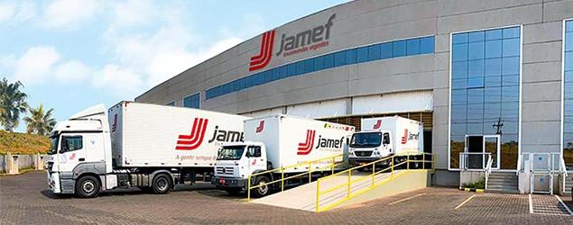 Jamef tem nova unidade na cidade de Bauru