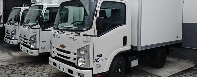 Frigo King fornece equipamentos para o transporte de vacinas na Bolívia e no Equador