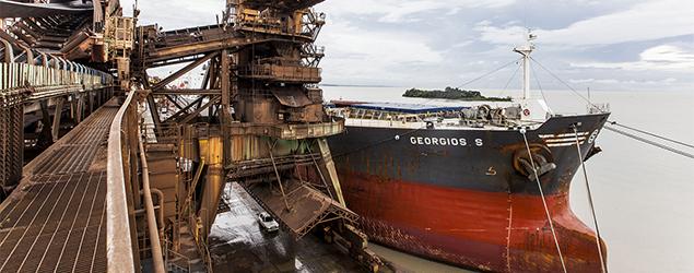 Terminal Portuário de São Luís recebe certificado ISO 14001